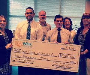Givewell Community Foundation (May 2016)